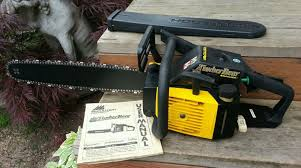 image gallery mcculloch chainsaw