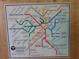 Mbta T Map by Photo Trader Joe U0027s Mbta Map U201cthis Red Line Train Transit Maps