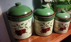home interiors apple orchard collection home interiors apple orchard collection canister set 1781250789