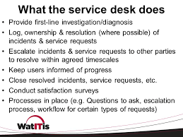 what is service desk what is itil fall 2012 lisa tomalty ppt video online download