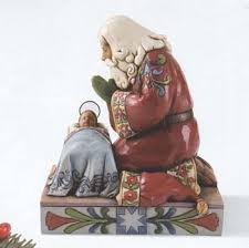 shore figurine the real meaning of st nick with