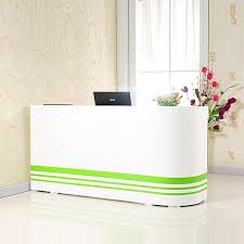 Small Salon Reception Desk High Quality Various Design Wooden Small Salon Reception Desk