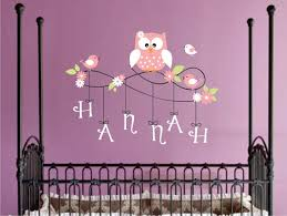 Owl Decorations For Nursery by Butterfly Wall Decals For Nursery Blue Tufted Chair White Wall