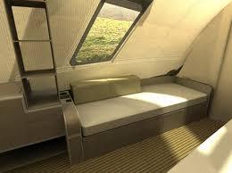 Camper Trailer Interior Ideas Tiny Camper Trailer Converts Into Huge Mobile Motorhome
