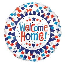 welcome home party supplies welcome back party decorations