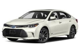 2017 honda accord hybrid vs 2017 toyota avalon hybrid and 2017