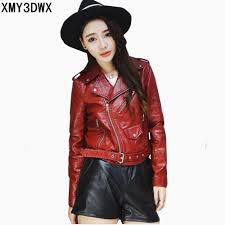 female motorcycle jackets online get cheap yellow leather jacket for women aliexpress com
