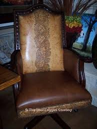 Cowhide Chairs And Ottomans Leather And Cowhide Furnishings