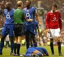 Van Nistelrooy on foul play charge - Soccer - www.