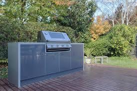 Kitchen Design  Black Outdoor Kitchen Cabinets Electric Range - Outdoor bbq kitchen cabinets
