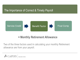 calpers retirement calculator table calpers payroll and membership training