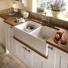 Sudbury  Bowl Butler Ceramic Kitchen Sink - Kitchen sinks ceramic