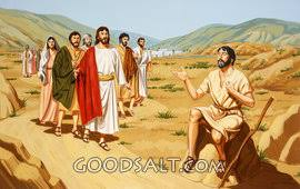 Bartholomew The Blind Man Pictures Of Jesus Heals The Blind Man 59 Images
