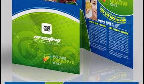 brochure design pdf free download free coreldraw brochure template