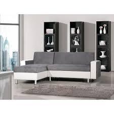 canapé d angle noir et blanc pas cher photos canapé d angle convertible gris et blanc pas cher