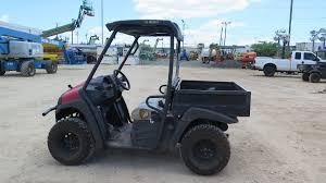 club car 2010 club car model xrt 950 utv w gas motor 2 seat 4wd 1229 hrs