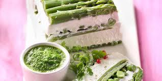 comment cuisiner des pois gourmands terrine d asperges vertes petits pois pois gourmands et fromage