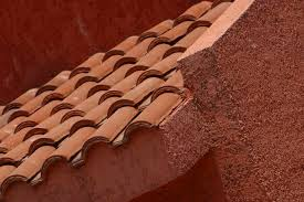 what exterior paint color works with a red tile roof hunker