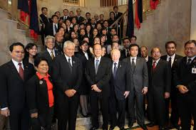 The Cabinet Members Embassy Of The Philippines Photo Gallery