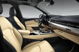 audi suv q7 interior audi exclusive works magic on latest q7