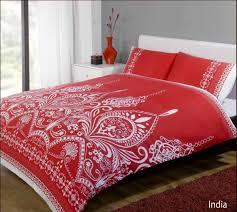 30 best red duvet cover images on pinterest duvet covers red