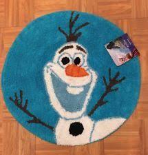 Disney Bath Rug Olaf Disney Frozen Bathmat Bathroom Rug Bath Mat 25
