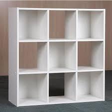 16 Cube Bookcase White Cube Bookcase Ebay