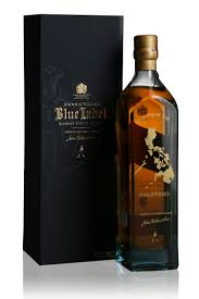 Scotch Whisky Map New Johnnie Walker Blue Label Etched With Philippines Map