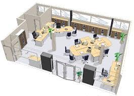 disposition bureau mobilier de bureau