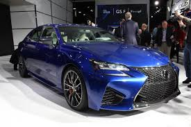 lexus gsf silver naias 2015 day 2 more reveals u2013 limited slip blog