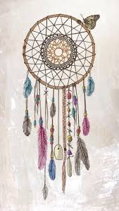 dreamcatcher sketch colour ink pinterest sketches and drawings