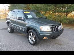 2002 jeep limited 2002 jeep grand limited 4x4 p10524a