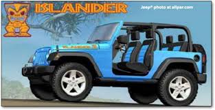 jeep islander interior jeep islander due for rerun in 2010 wrangler version to be built