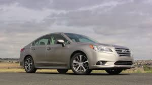 subaru van 2015 all new 2015 subaru legacy 3 6r limited comes out fighting