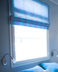 How To Make Window Blinds - how to make roman shades u2013 simple sewing projects
