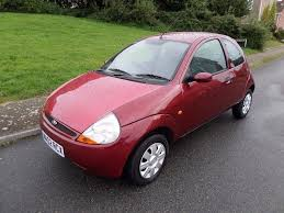 ford ka 1 3 style pepper red mosiac int 47000 mls only mot july 18