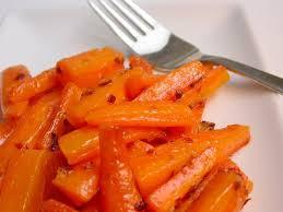 cuisiner les carottes sucré salé carottes fondantes