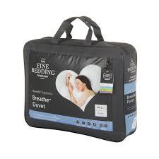 Duvet Bags Buy The Fine Bedding Company Breathe Duvet 10 5 Tog Amara