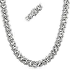 steel necklace jewelry images Stainless steel chains hiphopbling jpg