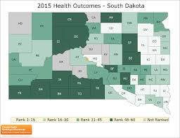 South Dakota County Map South Dakota Rankings Data County Health Rankings U0026 Roadmaps