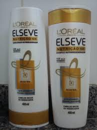Top Testei:Shampoo e Condicionador Elseve Nutrição 10x Geleia Real  &VA83