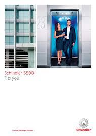 schindler 5500 schindler pdf catalogues documentation
