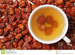 jujube en cuisine pitted jujubes with a cup of jujube tea stock photo image