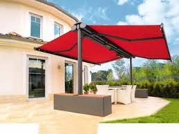 Nationwide Awnings Freestanding Awnings Awnings For Open Spaces Roché Awnings