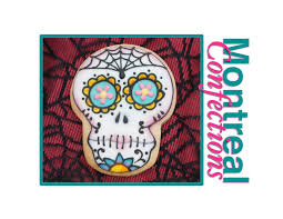 day of the dead cookies sugar skull cookies youtube