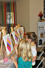 best 25 art party activities ideas only on pinterest kid party