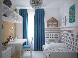 Childrens Room Curtains Room Design Blue Curtains Colorful Rooms With Plenty