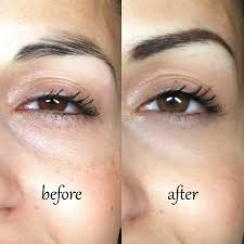 natural full eyebrows sheila bella permanent makeup and microblading