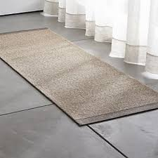 Flat Woven Runner Rugs Rug Runners For Hallway Kitchen U0026 Outdoor Crate And Barrel