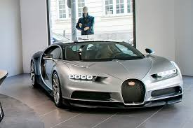 bugatti suv price silver chiron is star of bugatti u0027s new munich boutique and showroom